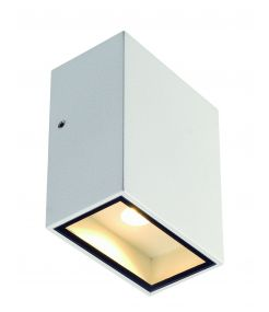 applique carrée blanche QUAD 1 XL LED - 1x32W 3000K IP44