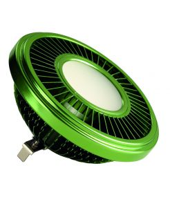 LED QRB111 vert 19,5W 140° 2700K variable