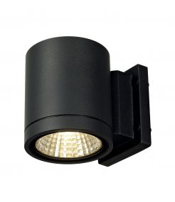 Applique ENOLA C OUT WL rond Anthracite 9W LED 3000K