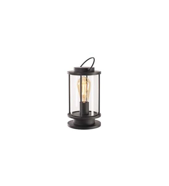 lampe a poser exterieure PHOTONIA, anthracite, E27 max.60W, IP44, avec cable