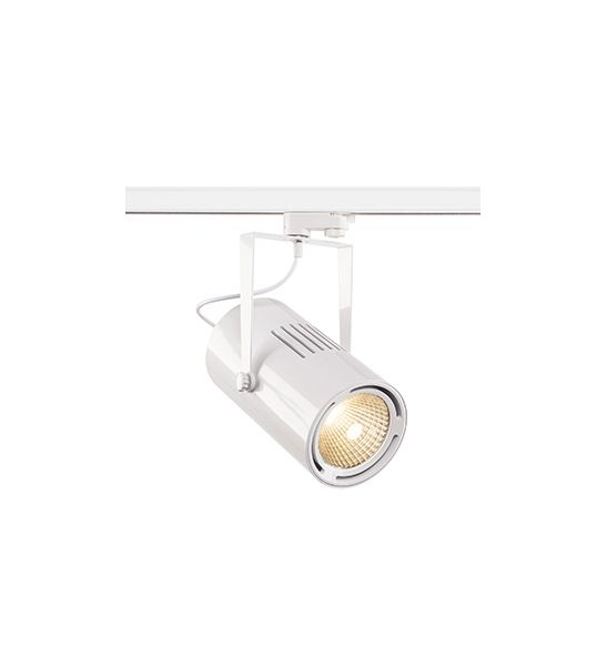 EUROSPOT TRACK, blanc, LED 61W, 3000K, 12 degres, adapt 3 all inclus