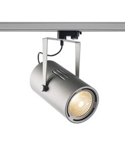 EUROSPOT TRACK, gris argent, LED 61W, 3000K, 38 degres, adapt 3 all inclus