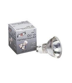 Fn-light gu10, 230v, 50w, 50°