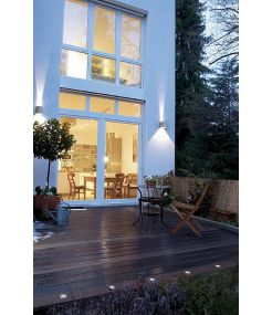 Led sky plot, blanc chaud