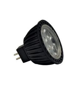 Lampe LED MR16, 4W, SMD LED, 2700K, 40°, non variable